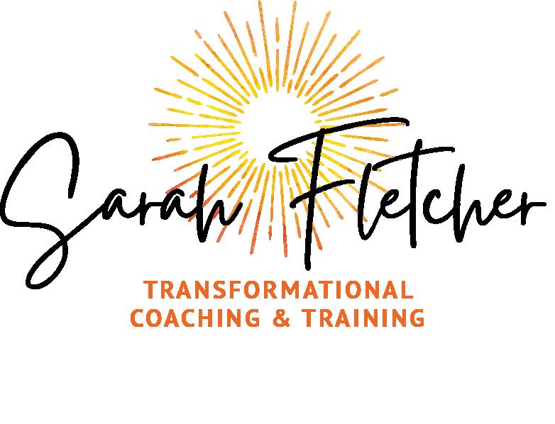 Sarah Fletcher Transformational Coaching and Training Logo